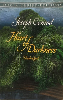 Scarlet Reader - Heart of Darkness