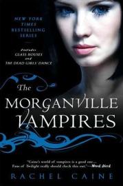 Scarlet Reader - Morganville Vampires: Glass Houses & The Dead Girls Dance