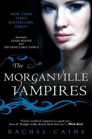 Scarlet Reader - Morganville Vampires: Glass Houses & The Dead Girls Dance