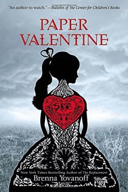 Scarlet Reader - Paper Valentine