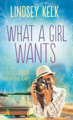 What a Girl Wants - The Scarlet Reader
