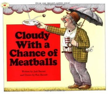 Scarlet Reader - Cloudy with a Chance of Meatballs