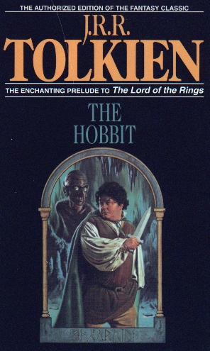Scarlet Reader - The Hobbit