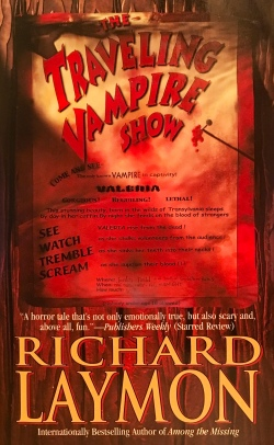 Scarlet Reader - Traveling Vampire Show