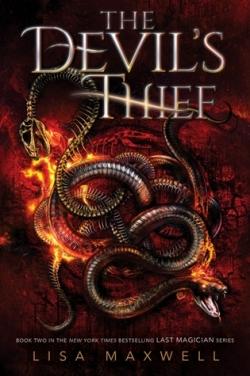 The Devil's Thief - Goodreads