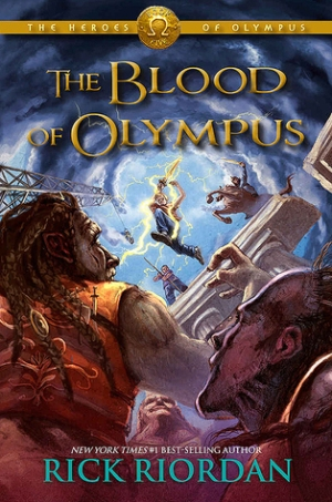 Blood of Olympus - Goodreads